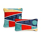 Liora Manne Flag Decorative Pillow