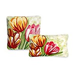Liora Manne Tulips Decorative Pillow