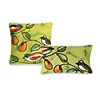 Liora Manne Song Birds Outdoor Toss Pillow Collection