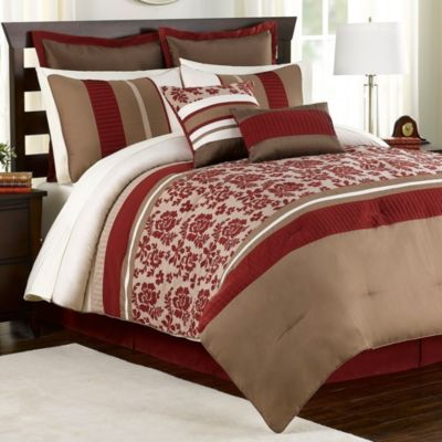 Camrose 12-Piece Comforter Superset