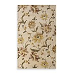 Rugs America Flora Rug in Country White