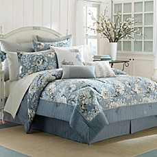 Laura Ashley® Tapestry Rose Comforter Set