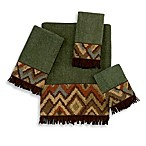 Avanti Sedona Towels in Peridot