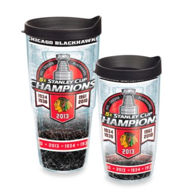 Tervis® NHL Chicago Blackhawks Dynasty Wrap Tumbler with Lid