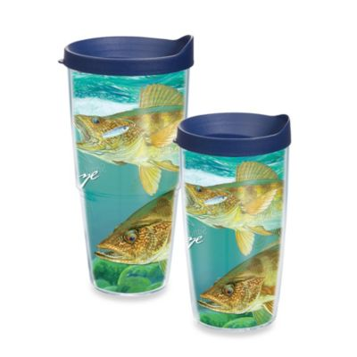 Tervis® Guy Harvey® Walleye Wrap Tumbler with Lid