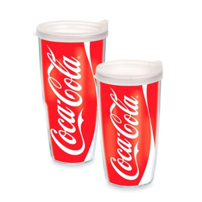 Tervis® Coke® Can 24–Ounce Wrap Tumbler with Lid
