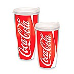 Tervis® Coke® Can Wrap Tumbler with Lid