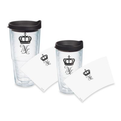 Tervis® Mr. Crown 24–Ounce Wrap Tumbler with Lid