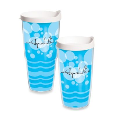 Tervis® Aquaholic 24–Ounce Wrap Tumbler with Lid