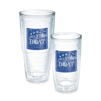 Tervis® Life is Better on a Boat 16–Ounce Wrap Tumbler
