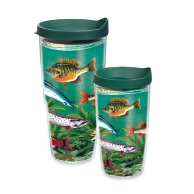 Tervis® Multi Fish Wrap Tumbler with Lid