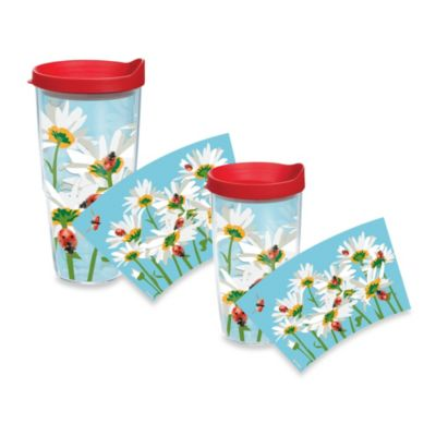 Tervis® Daisy Ladybug Wrap Tumbler with Lid