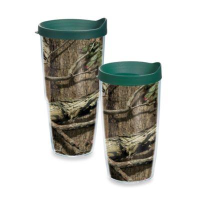 Tervis® Mossy Oak® Break-Up Infinity Wrap 24-Ounce Tumbler with Green Lid