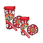 Tervis® Louisiana Lafayette Ragin' Cajuns Colossal Wrap Tumbler with Lid