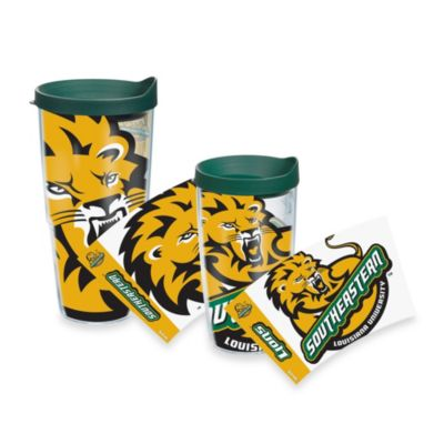 Tervis® Southeastern Louisiana Lions Colossal Wrap 16-Ounce Tumbler with Lid
