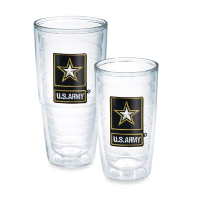 Tervis® U.S. Army Gold Star Logo 16-Ounce Tumbler