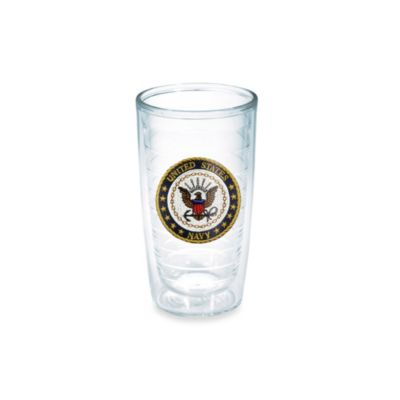 Dishwasher Safe Navy Tumbler