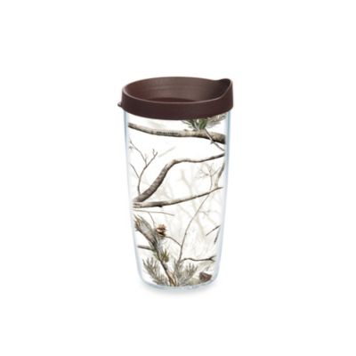 Tervis 16-Ounce Brown Tumbler Lid