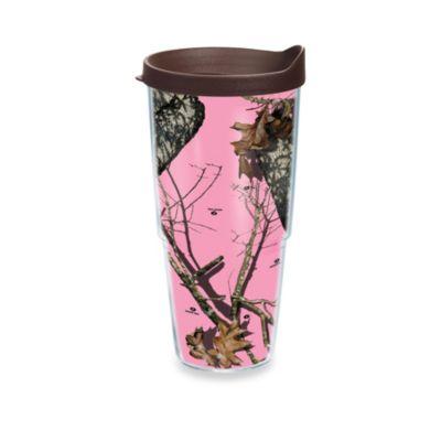Tervis® Mossy Oak® Pink Break-Up Wrap 24-Ounce Tumbler with Lid