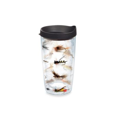 Tervis® Fish Flies 16–Ounce Wrap Tumbler with Lid