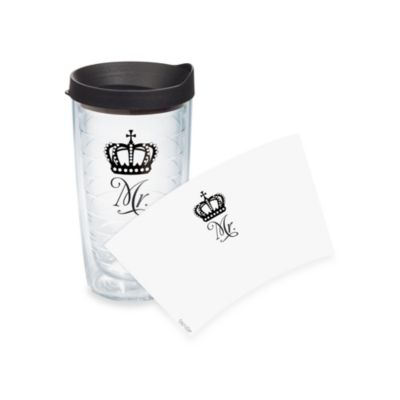 Tervis® Mr. Crown Wrap Tumbler with Lid