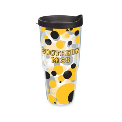 Tervis® The University of Southern Mississippi Wrap Dot 24–Ounce Tumbler with Lid