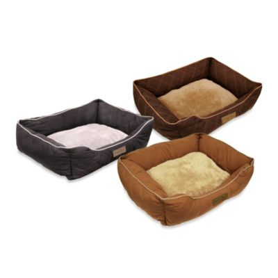 Large Comfy Pooch Bed in Beige