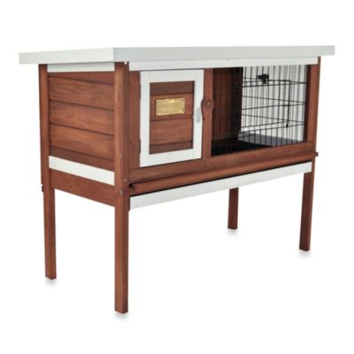 Advantek 'Penthouse' Rabbit Hutch in Auburn