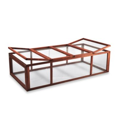 Rot-Resistant Rabbit Hutch