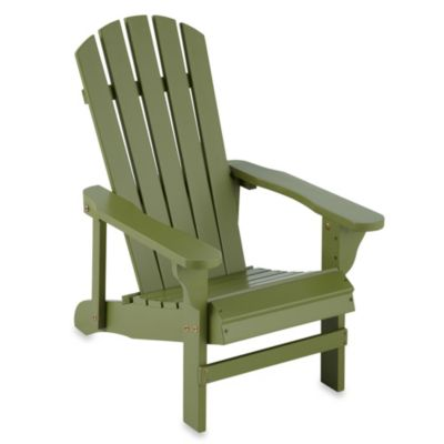 Kid's Adirondack Chairin Red