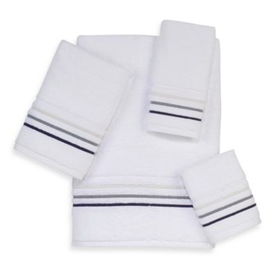 Avanti Madison Napa Fingertip Towel in White