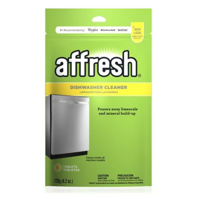 Affresh Dishwasher Cleaner (6-Pack)