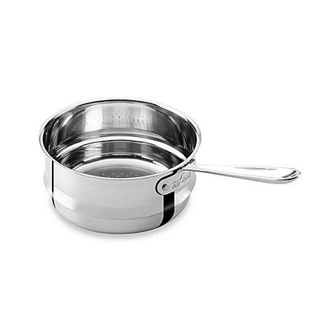All-Clad Stainless Steel 3-Quart Universal Steamer