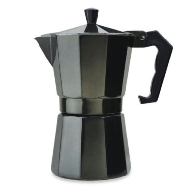 Black 6 cup Coffee Makers