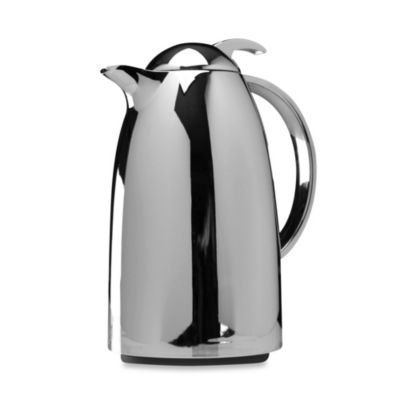 Primula Thermal 1-Liter Carafe with Glass Lining in Mirror