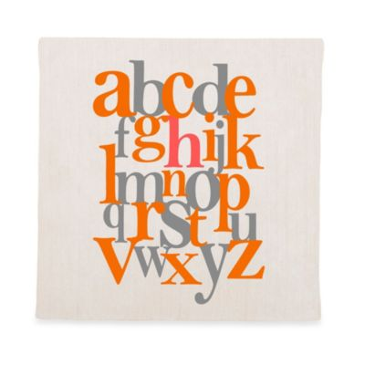 Glenna Jean Echo Alphabet Wall Art