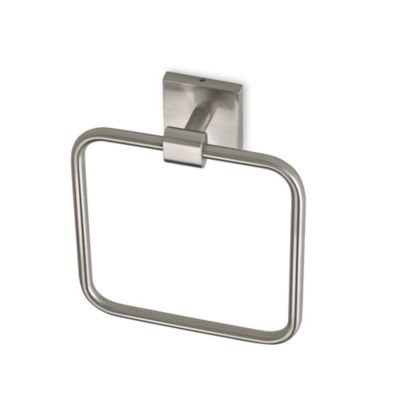 Gatco® Elevate Towel Ring in Satin Nickel