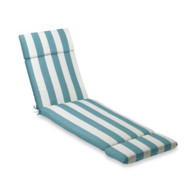 Chaise Cushion in Cabana Stripe