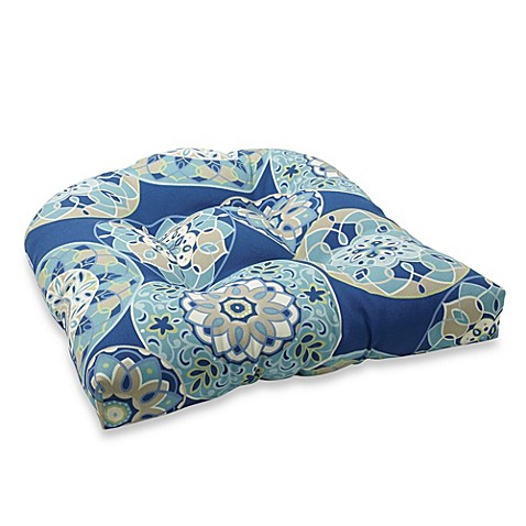 Buy 4 5 Inch Thick Tufted Cushion In Circles From Bed Bath