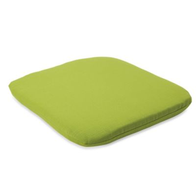 2-Inch Thick Chair Cushion in Kiwi