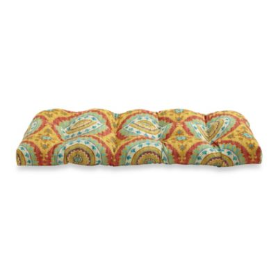 Settee Cushion in Sunset