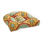 4.5-Inch Thick Tufted Cushion in Sunset