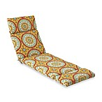 Chaise Cushion in Sunset