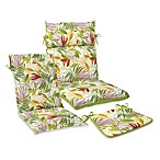 Outdoor Patio Cushion Collection in Leaf