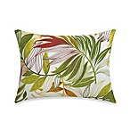 12-Inch x 16-Inch Rectangular Toss Pillow in Leaf