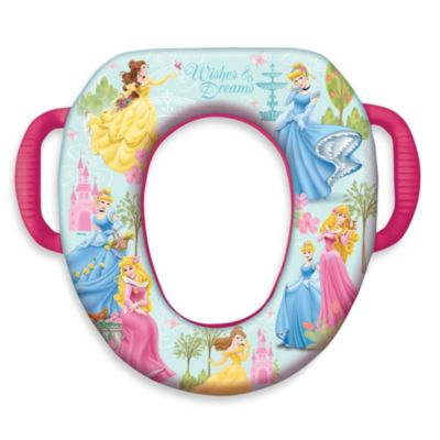 Ginsey Disney® Princess Wishes and Dreams Soft Potty Seat
