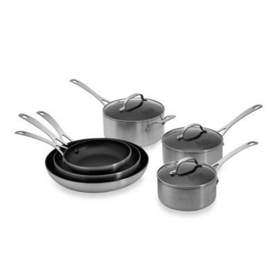 Kevin Dundon 9-Piece Pro Cookware Set