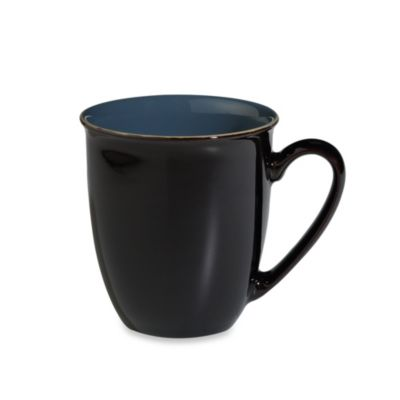 Denby Duets Mug in Black/Blue