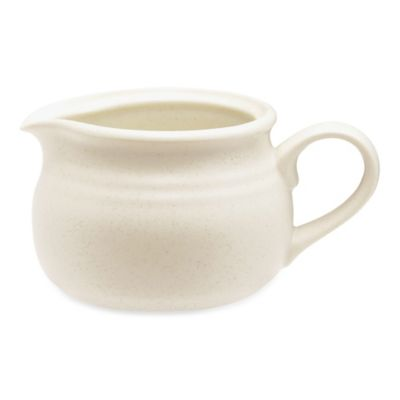 Noritake® Colorvara 20-Ounce Gravy Boat in White