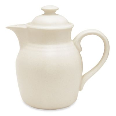 Noritake® Colorvara 53-Ounce Coffee/Tea Server in White